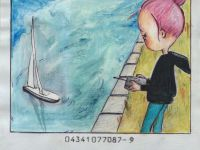 mini bateau évran