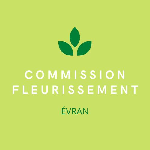 COMMISSION FLEURISSEMENT Evran