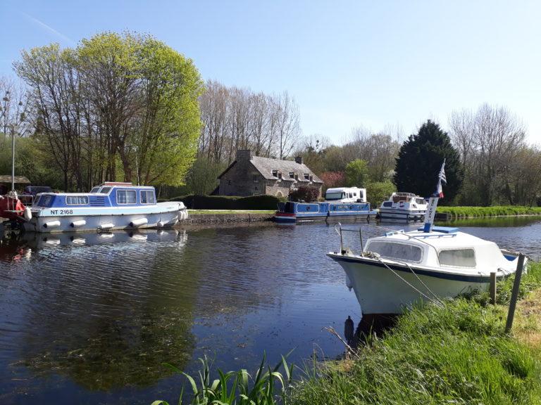 Canal d'Ille et Rance Évran