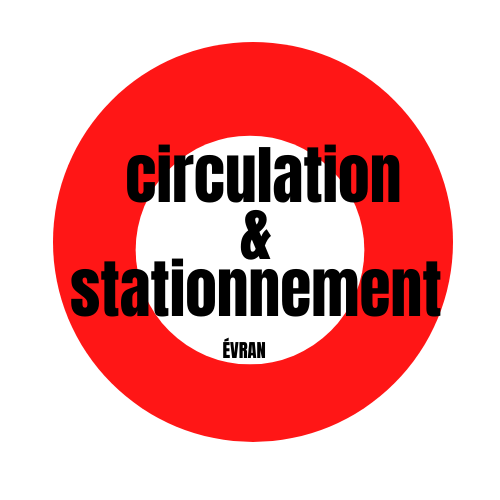 circulation & stationnement Évran