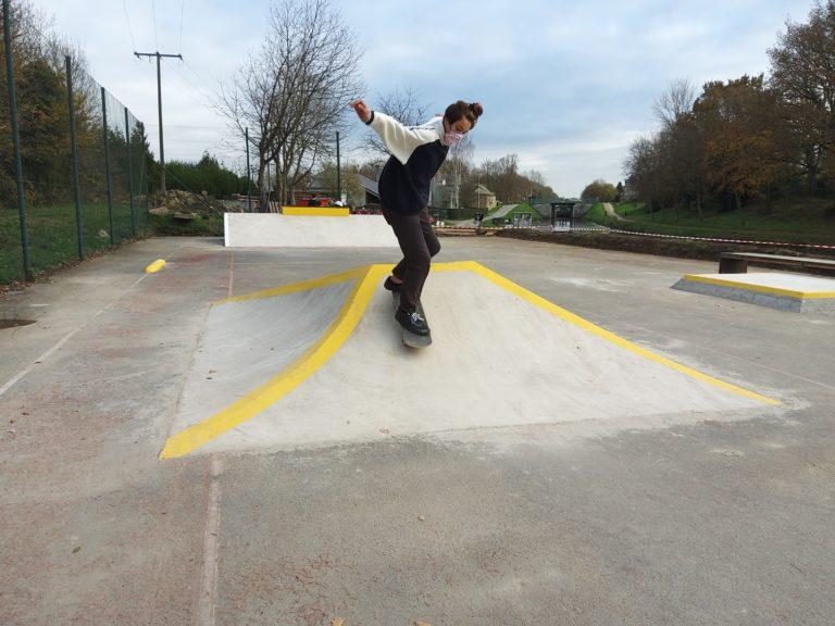 Skate Park d'Évran