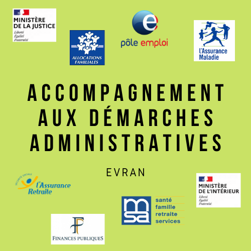 Accompagnement aux démarches administratives